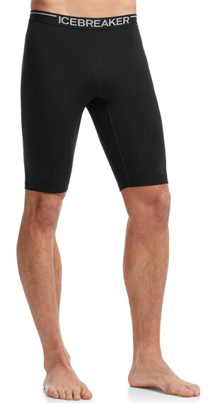 Icebreaker M's Zone Shorts Black/Monsoon/Black